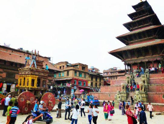 Jour 3 - Patan et Bhaktapur