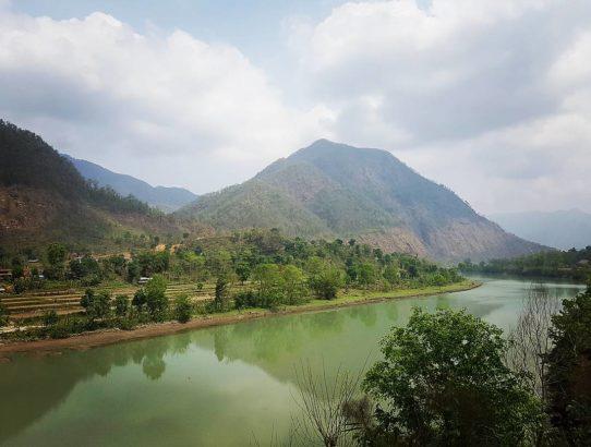 Jour 7 - Arrivée à Pokhara